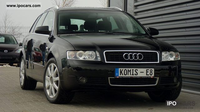 2004 audi a4 1 9 tdi 130 km climate control car photo and specs. Black Bedroom Furniture Sets. Home Design Ideas