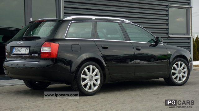 2004 Audi A4 1 9 Tdi 130 Km Climate Control Car Photo
