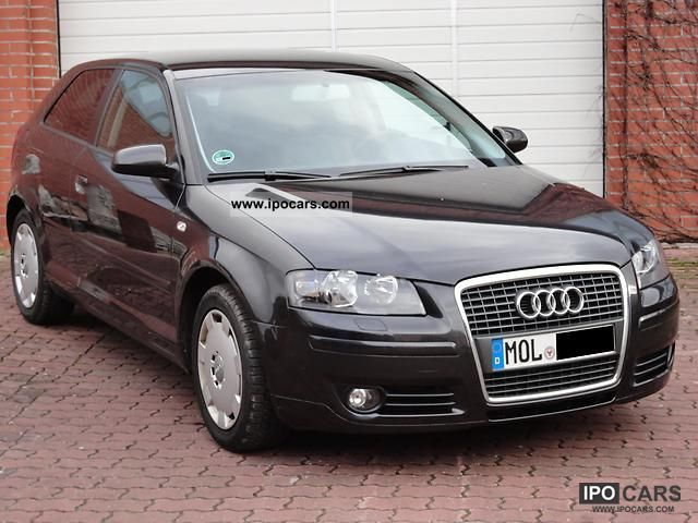 2003 audi a3 8p 1 6 75 kw car photo and specs. Black Bedroom Furniture Sets. Home Design Ideas