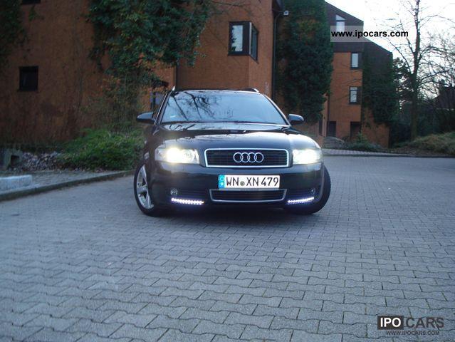 2003 Audi  A4 / S4 Avant 1.8 T Estate Car Used vehicle photo