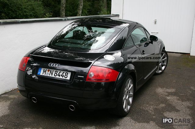 2003 Audi Tt Coupe 18 T Quattro Car Photo And Specs