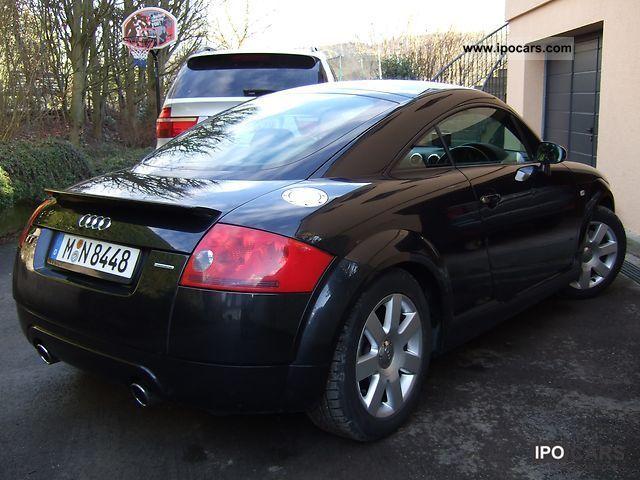 2003 Audi Tt Coupe 1 8 T Quattro Car Photo And Specs