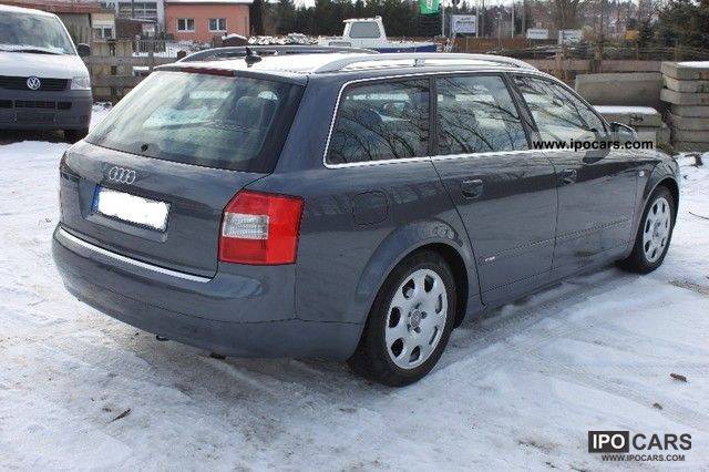 2003 audi a4 2 5 tdi v6 quattro s line car photo and specs. Black Bedroom Furniture Sets. Home Design Ideas