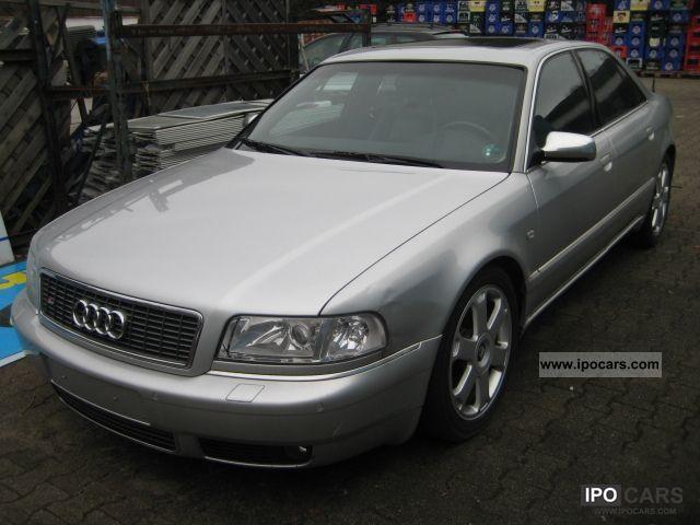 2002 Audi  S8 4.2 quattro FULL FULL Limousine Used vehicle photo