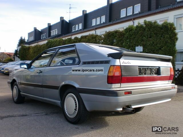 1988 Audi  GT Coupe \ Sports car/Coupe Used vehicle photo