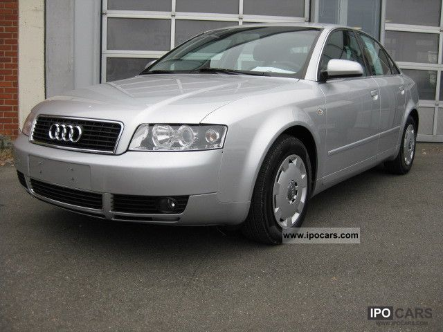2004 Audi  A4 1.6 / PDC / climate control Limousine Used vehicle 			(business photo