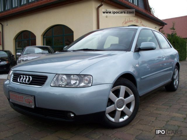 2002 audi a3 1 6 automatic pensioners attention fzg car photo and specs. Black Bedroom Furniture Sets. Home Design Ideas