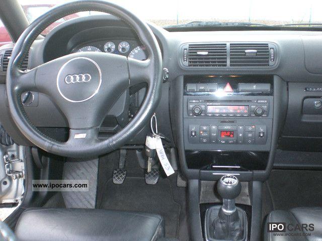 2002 Audi S3 18 T Quattro Car Photo And Specs