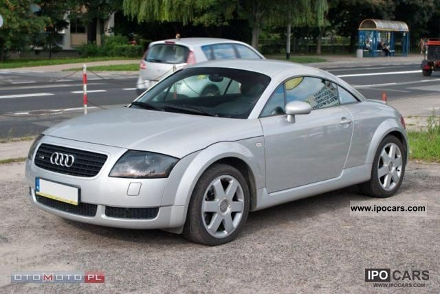 2000 Audi Tt S Car Photo And Specs