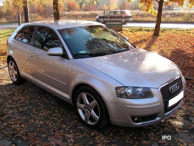 2003 Audi  A3 DIESEL ** ** Small Car Used vehicle photo