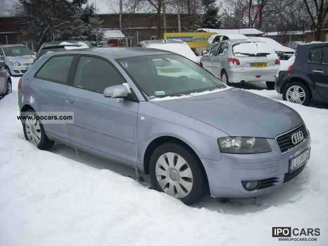 2005 Audi  A3 SERWIS! Small Car Used vehicle photo