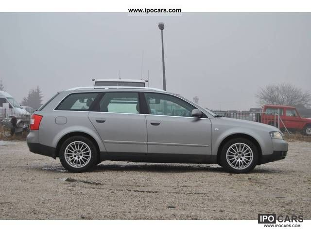 2004 audi a4 1 9 tdi 130 koni 6 biegow car photo and specs. Black Bedroom Furniture Sets. Home Design Ideas