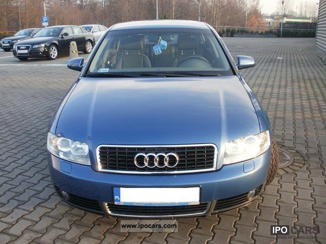 2003 Audi  --- A4 --- BEZWYPADKOWA Other Used vehicle photo
