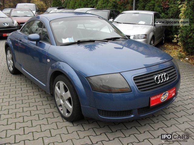 1999 audi tt 1 8t leather air tronic car photo and specs. Black Bedroom Furniture Sets. Home Design Ideas