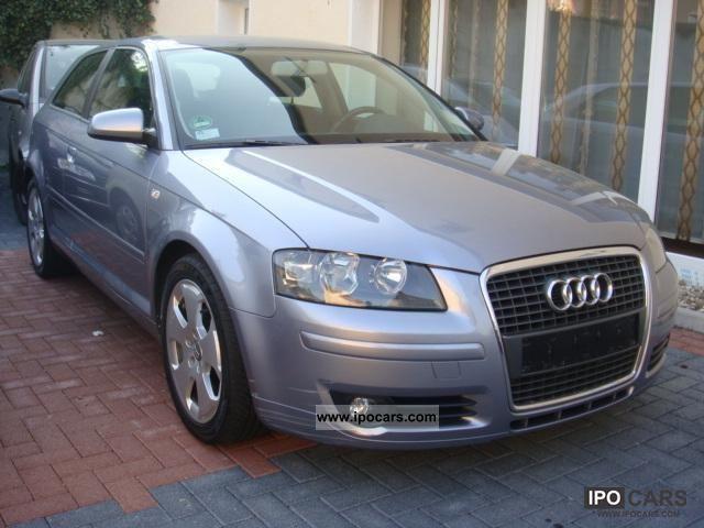 2006 Audi  A3 1.6 FSI \u Z 17 \ Limousine Used vehicle photo