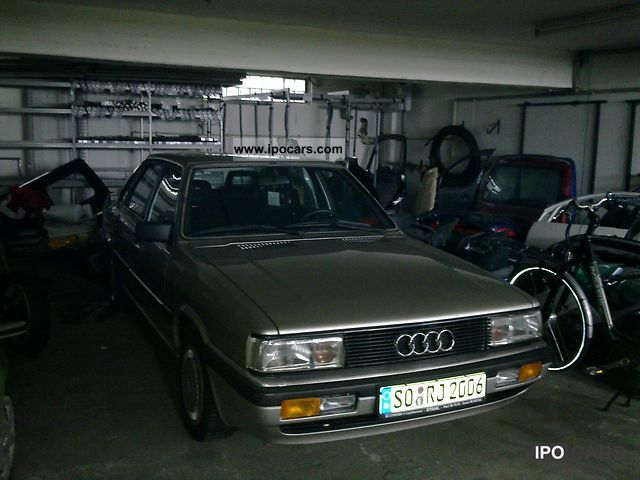 Audi Of Spare Parts Car Photo And Specs - Audi 90 car parts