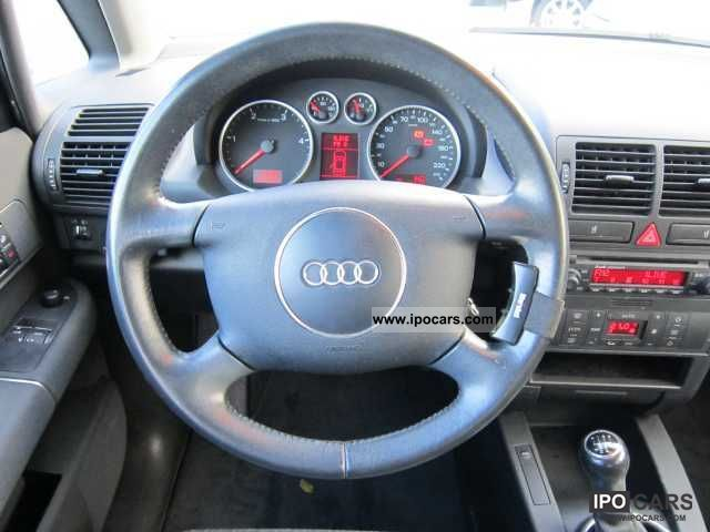 2002 Audi A2 1 4 Tdi All Season Tires Car Photo And