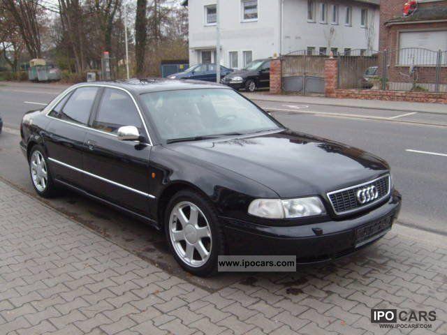 1997 Audi  S8 4.2 quattro full-equipment! Limousine Used vehicle photo