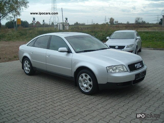 2001 Audi  A6 climate control * 2.0 * Limousine Used vehicle photo