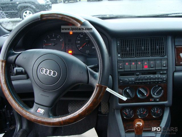 1998 Audi 80 Convertible Leather Shz Eletkr Hood Car