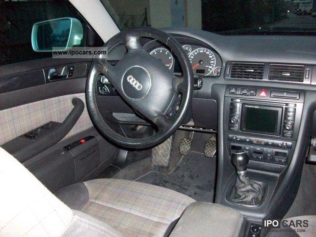 2000 Audi Allroad 2.7 T Quattro 7 seats - Car Photo and Specs