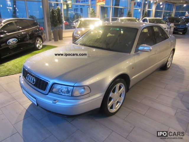 1997 Audi  S8 4.2 Limousine Used vehicle photo