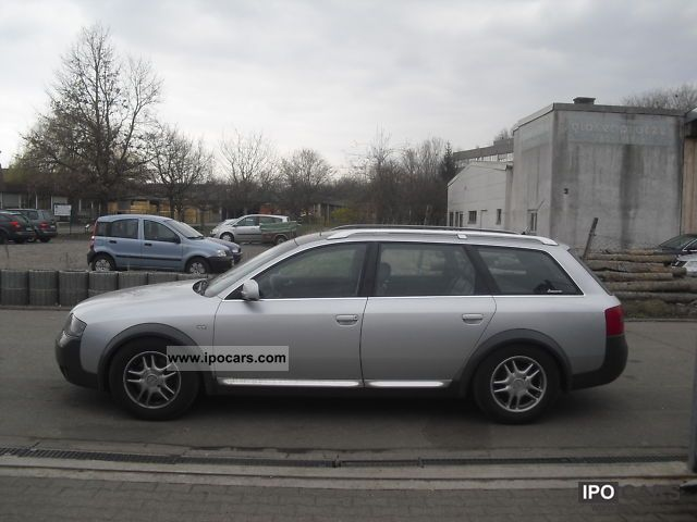 2001 Audi  A6 Allroad 2.7 Plus Navi / Xenon! Off-road Vehicle/Pickup Truck Used vehicle photo