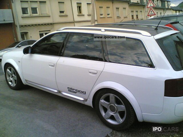 2001 Audi Allroad 2 5 V6 Tdi Car Photo And Specs