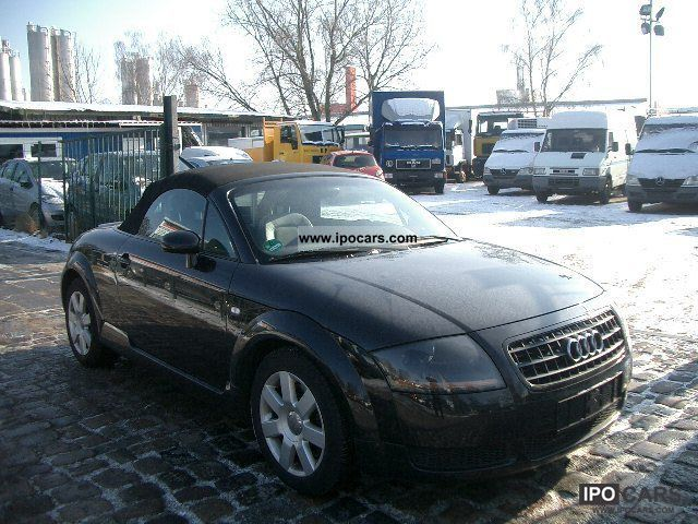 2003 Audi  TT Roadster 1.8T * leather * Climate * 1.Besitz * TOP * Cabrio / roadster Used vehicle photo