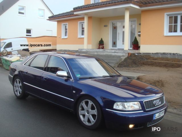 1999 Audi  S8 4.2 quattro Limousine Used vehicle photo