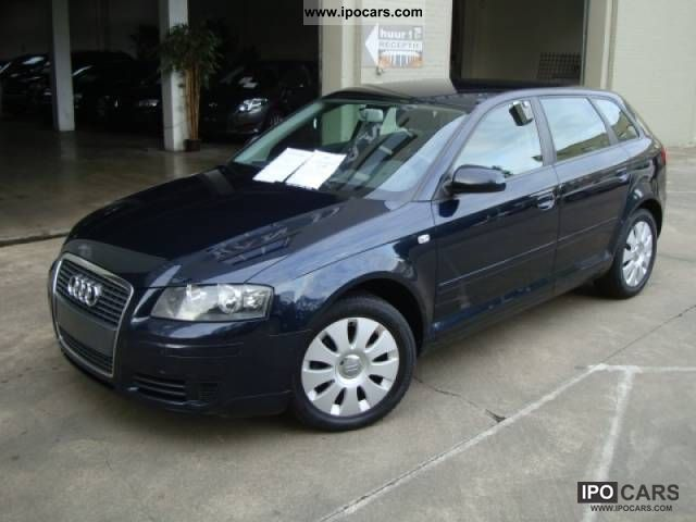 2007 audi a3 sportback 2 0 tdi attraction btw car photo and specs. Black Bedroom Furniture Sets. Home Design Ideas