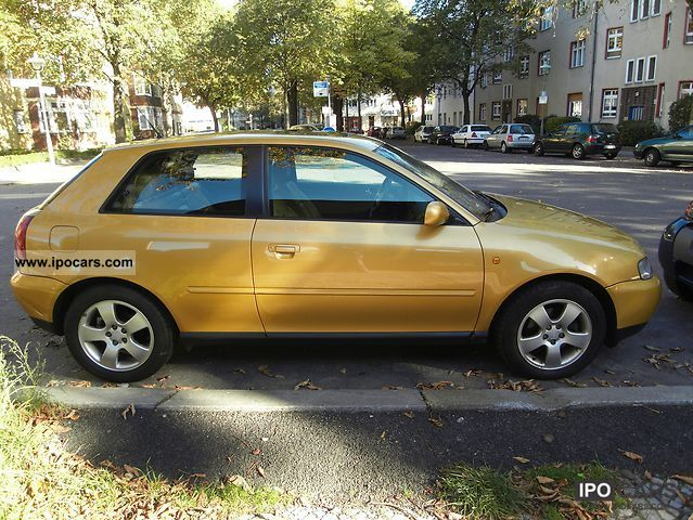 1998 audi a3 1 9 tdi ambiente full equipment hard miles car photo and specs. Black Bedroom Furniture Sets. Home Design Ideas