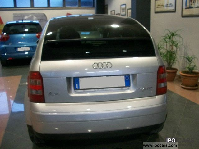 2003 Audi  A2 1.4 TDI Comfortline Van / Minibus Used vehicle photo