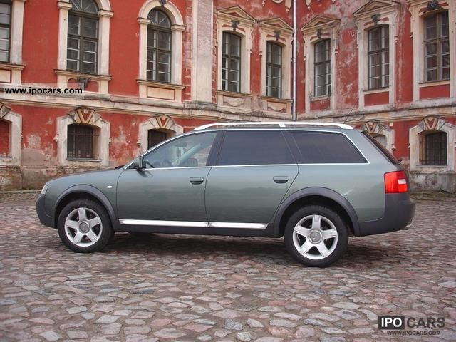 2004 Audi  A6 Allroad Estate Car Used vehicle photo