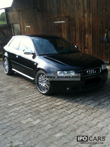 2000 Audi S3 18 T Quattro Car Photo And Specs