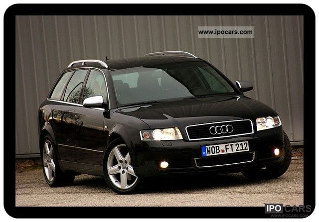 2003 Audi  * A4 S-LINE * XENON * BOSE * NAVI * FULL * Estate Car Used vehicle photo