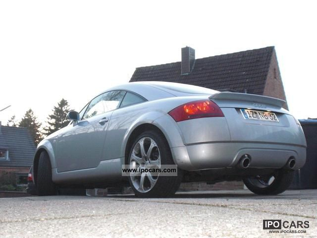 1999 audi tt coupe 18 car photo and specs. Black Bedroom Furniture Sets. Home Design Ideas