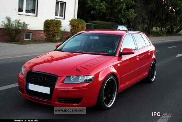 2005 audi a3 1 9 tdi sportback vb car photo and specs. Black Bedroom Furniture Sets. Home Design Ideas