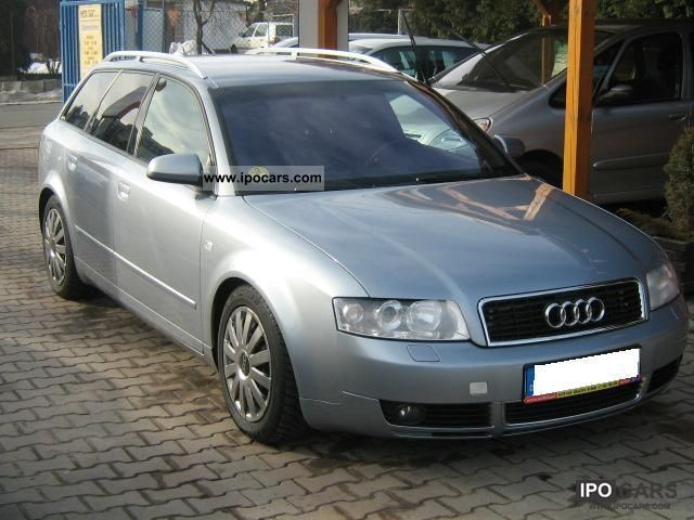 2003 Audi  * A4 * AIR * SKORA Estate Car Used vehicle photo