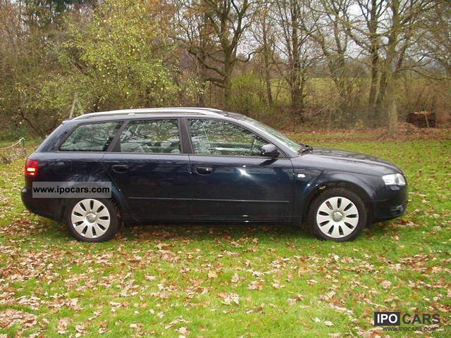 2007 audi a4 avant 2 0 tdi dpf top leather accident 1 hd. Black Bedroom Furniture Sets. Home Design Ideas