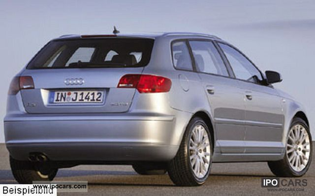 2006 audi a3 2 0 tdi ambiente sportback 1 hand scheckhef. Black Bedroom Furniture Sets. Home Design Ideas