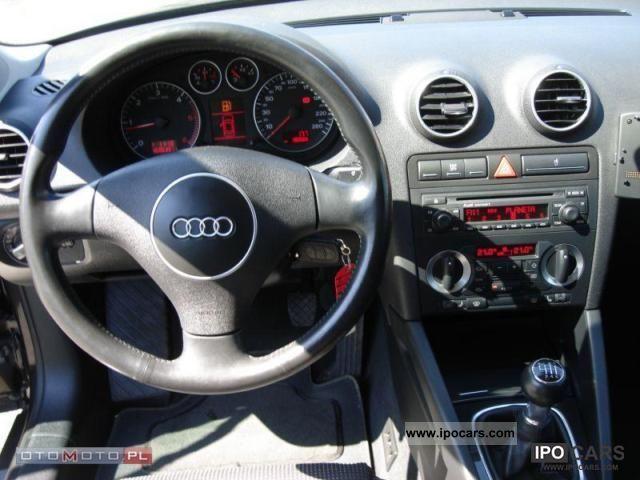 2004 Audi A3 Xenon Car Photo And Specs