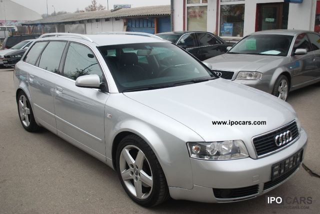 Audi  A4 3.0B SWISS * GAZ * MANUAL 2004 Liquefied Petroleum Gas Cars (LPG, GPL, propane) photo