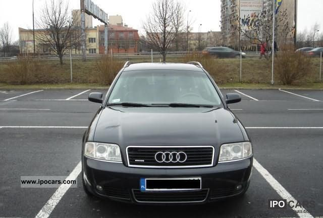 2004 Audi  A6 Combi 4x4 vision, skóra 2.5 diesel Other Used vehicle photo