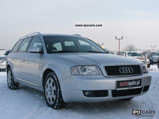 2003 Audi  A6 DIESEL / AUTOMATIC / naped 4x4 / UDOKUMENTOWANA Estate Car Used vehicle photo