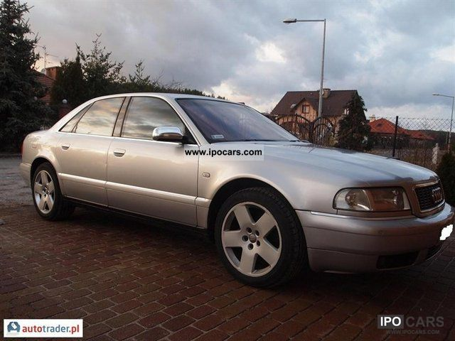 2001 Audi  A8 Other Used vehicle photo