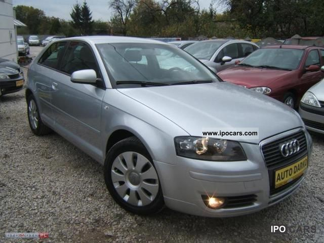 2005 audi a3 2 0 tdi 6 bieg w op acona car photo and specs. Black Bedroom Furniture Sets. Home Design Ideas