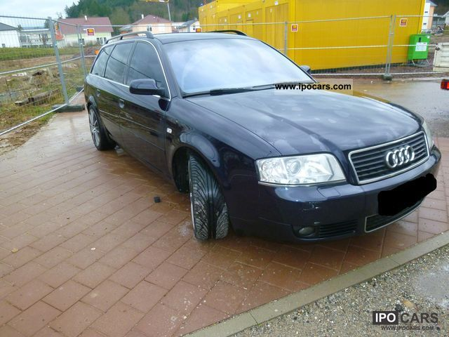2003 Audi  A6S Avant 1.9 TDI Estate Car Used vehicle photo