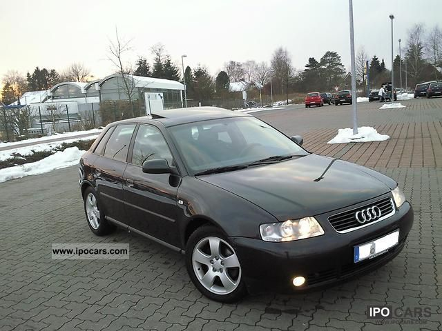 2003 audi a3 a3 1 9 tdi ambition car photo and specs. Black Bedroom Furniture Sets. Home Design Ideas