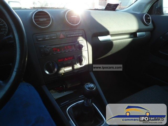 2004 audi a3 2 0 16v tdi attraction car photo and specs